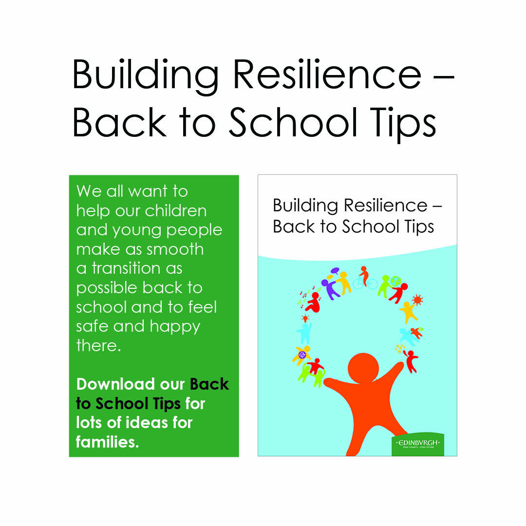 Back to School Tips Booklet