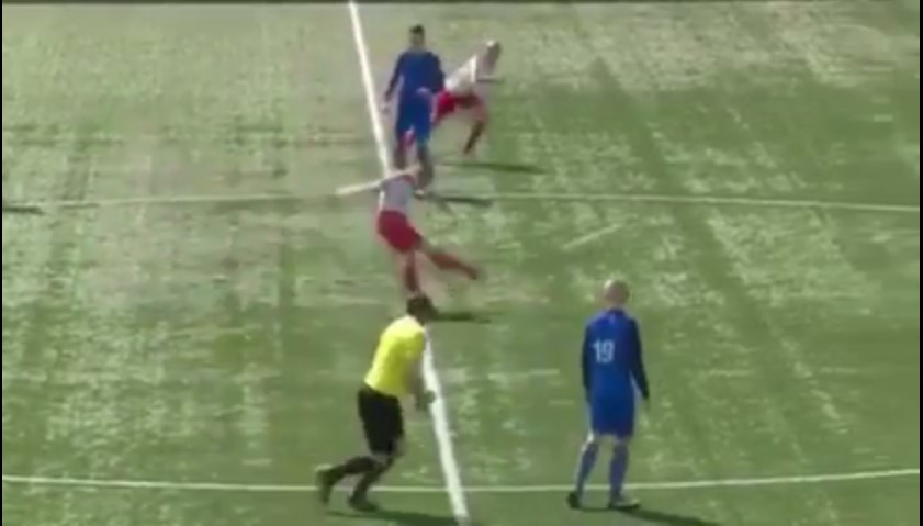 2nd Year Student Scores Quickest Goal